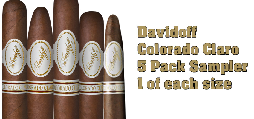 Davidoff Colorado Claro Cigars | JR Cigar